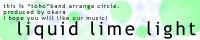 liquid lime-light