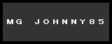 MG JOHNNY85